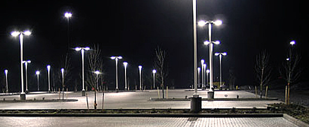 Parking Lot Lighting Outsen Electric